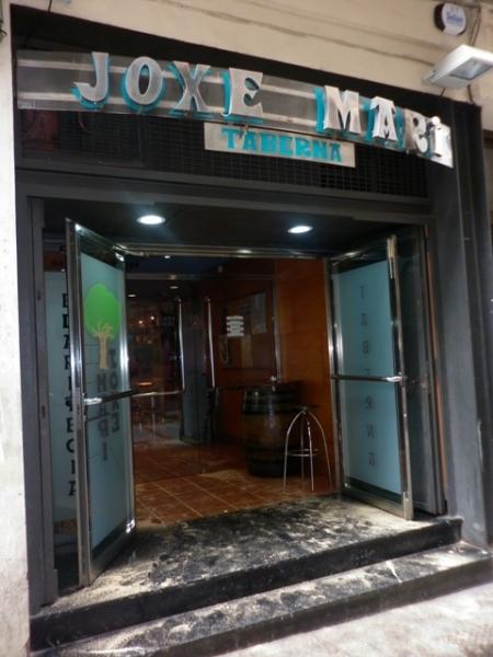 Bar Joxe Mari