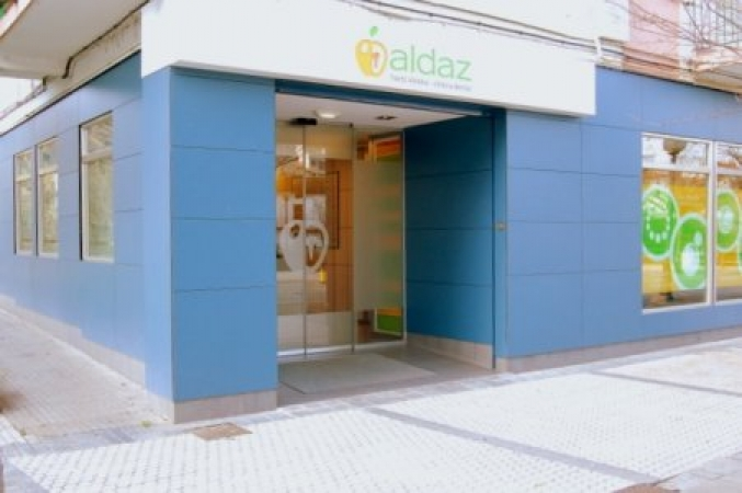Clínica dental Aldaz